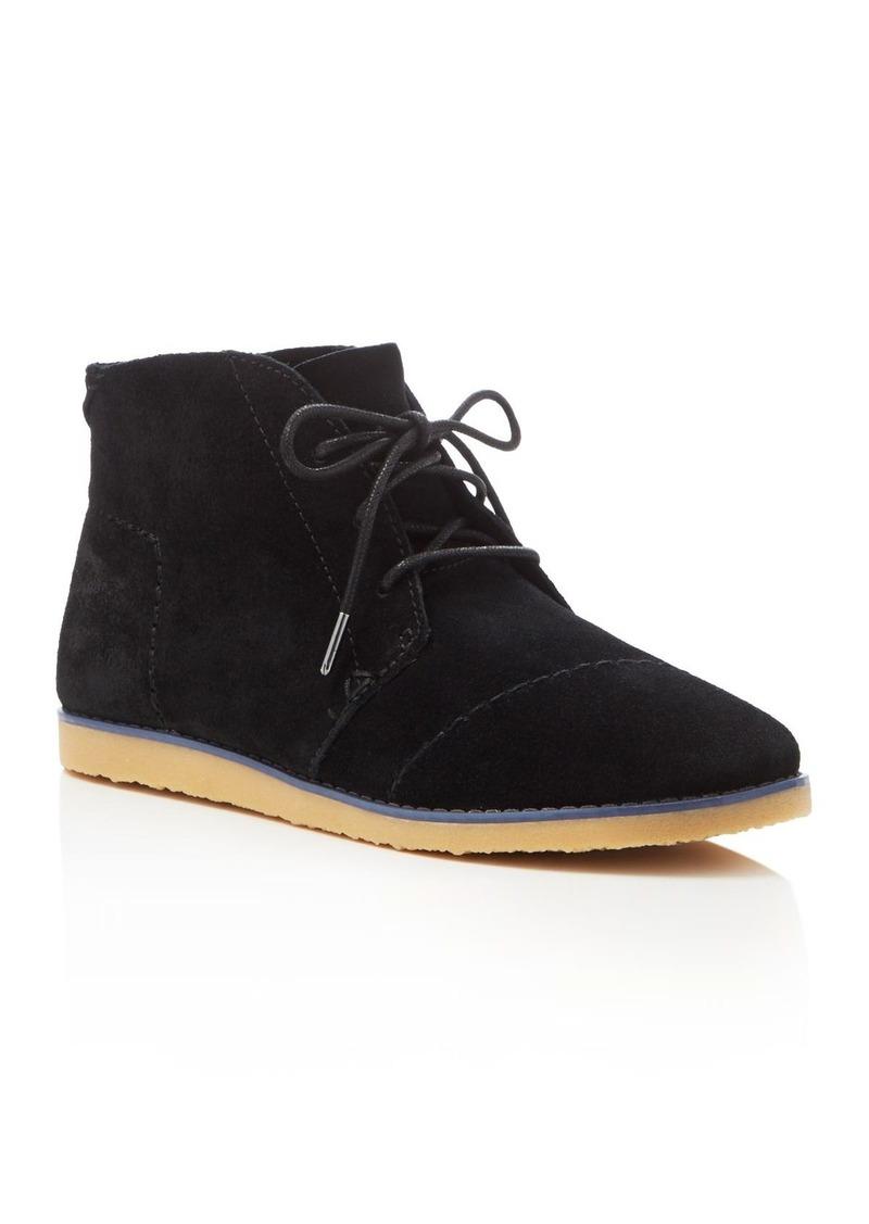 TOMS Shoes TOMS Women's Mateo Chukka Booties