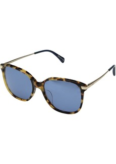 TOMS Shoes TOMS Women's Oversized Sunglasses BLONDE TORTOISE