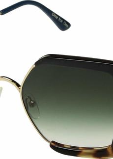 TOMS Shoes TOMS Women's Oversized Sunglasses BLACK TORTOISE FADE
