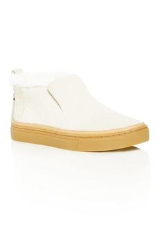 3361ca3045c TOMS Shoes TOMS Women s Paxton Faux-Fur Sneakers