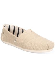 TOMS Shoes Toms Women's Printed Alpargata Flats Women's Shoes