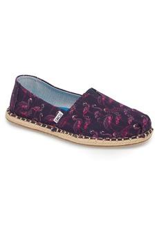 TOMS Shoes TOMS x Bonobos Blanket Stitch Alpargata (Men)