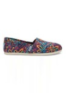 TOMS x James Goldcrown Hearts Women's Classics
