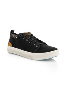 TOMS Shoes Travel Lite Canvas Low Top Sneakers
