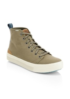 TOMS Shoes TRVL LITE High Top Sneakers