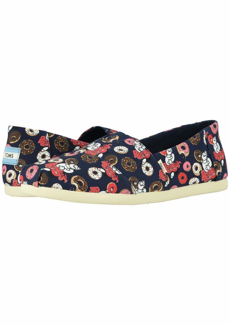 TOMS Shoes Venice Collection Alpargata 3.0