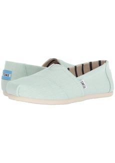 fb2315a9f34 TOMS Shoes Alpaop Suede Platform Espadrilles