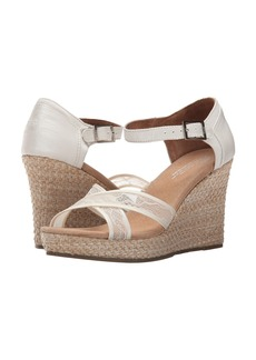 TOMS Shoes Wedding Wedge