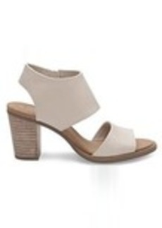 Whisper Leather Women's Majorca Cutout Sandals