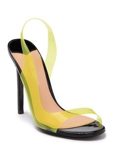 Tony Bianco Kandis Clear Slingback Sandal