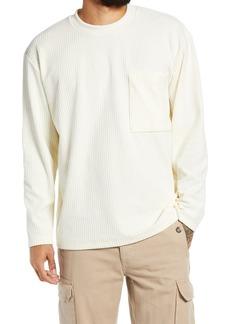 Men's Topman Courduroy Sweatshirt