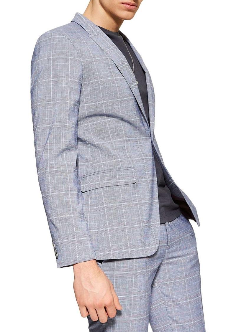 Topman Skinny Fit Suit Jacket