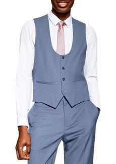 Topman Slim Fit Suit Vest