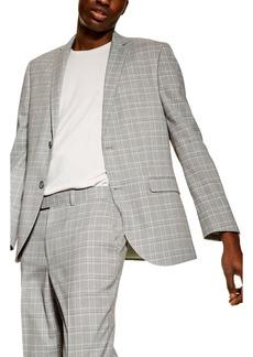 Topman Slim Tailored Suit Jacket