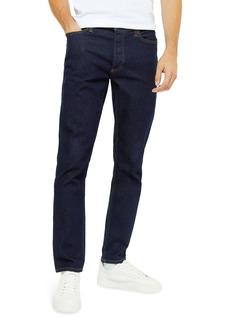 Topman A1 Raw Slim Fit Jeans