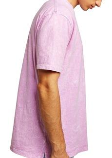 Topman Acid Wash Pocket T-Shirt