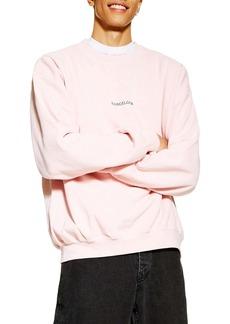 Topman Barcelona Sweatshirt