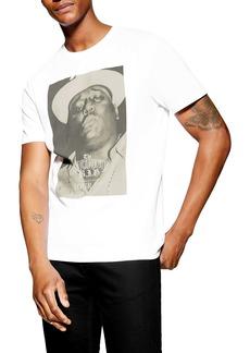 Topman Biggie Smalls 1995 Classic T-Shirt
