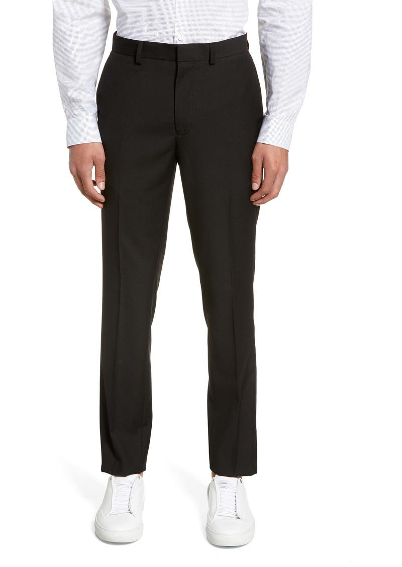 Topman Black Skinny Fit Dress Pants