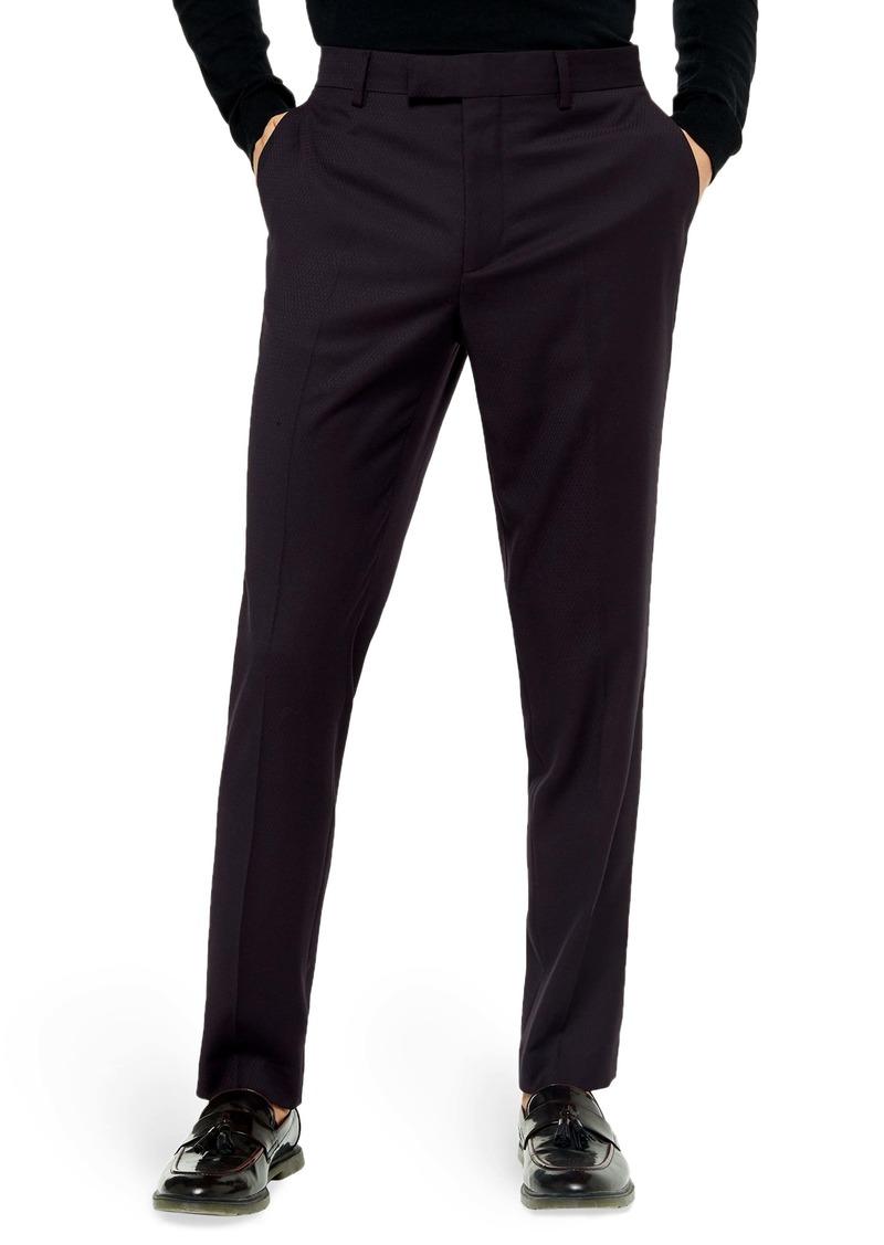 Topman Burg Maverick SB1 Slim Fit Pants