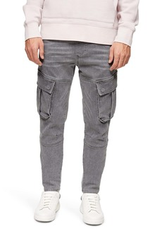 Topman Cargo Jogger Jeans