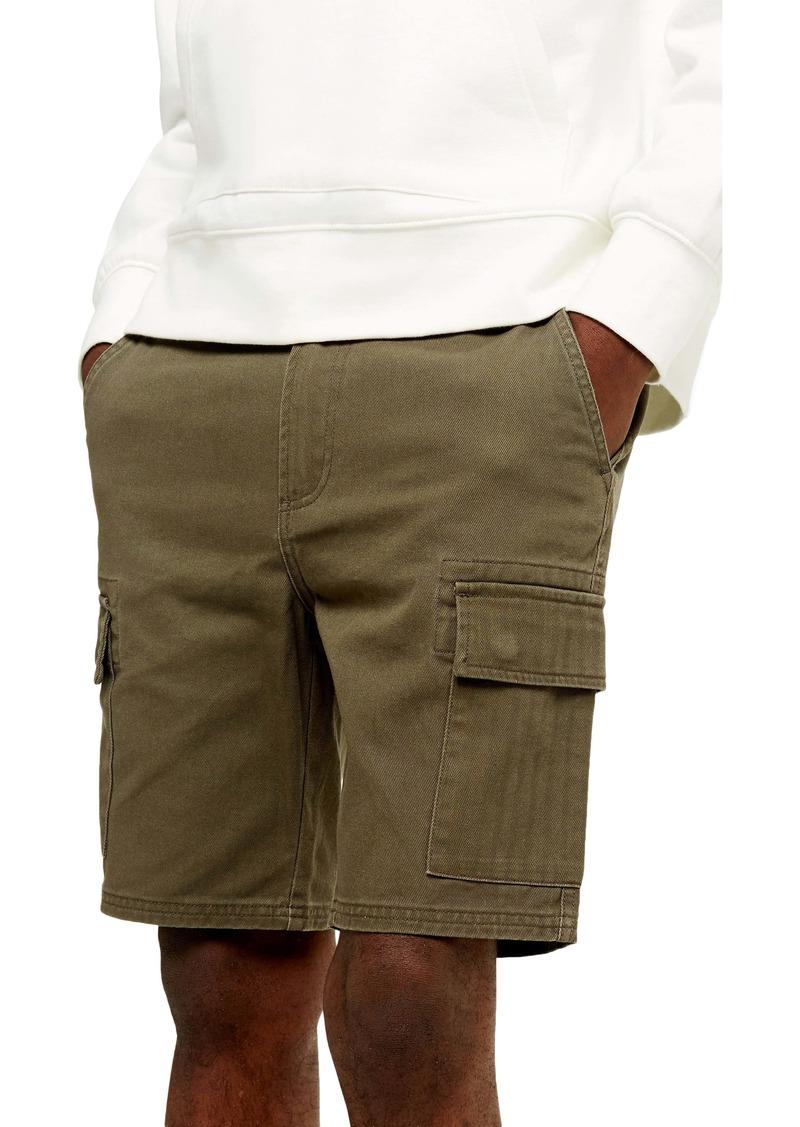 Topman Classic Cargo Shorts