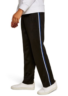 Topman Classic Tricot Taped Jogger Pants