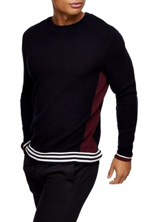 Topman Colorblock Sweater