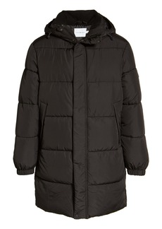 Topman Considered Hooded Puffer Jacket