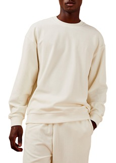 Topman Corduroy Sweatshirt
