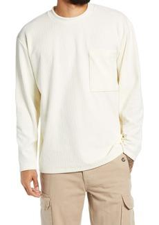 Topman Courduroy Sweatshirt