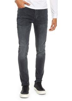 Topman Dark Blue Skinny Fit Jeans