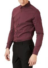 Topman Dot Dress Shirt