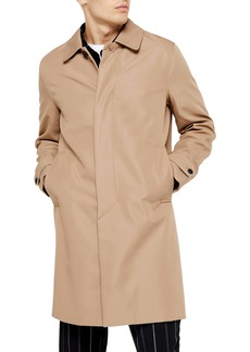 Topman Fred Mac Long Car Coat
