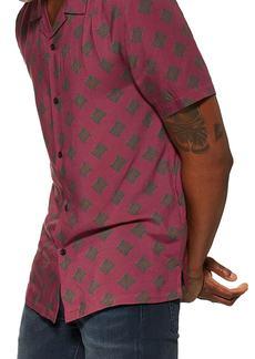 Topman Geo Slim Fit Shirt