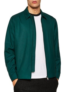 Topman Harrington Classic Fit Jacket