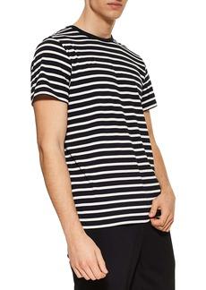 Topman Harry Stripe T-Shirt