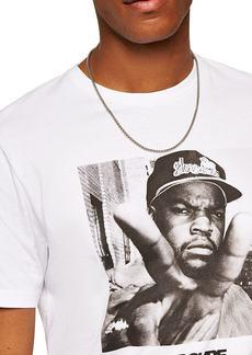 Topman Ice Cube Classic Fit T-Shirt