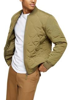 Topman Jake Classic Bomber Jacket