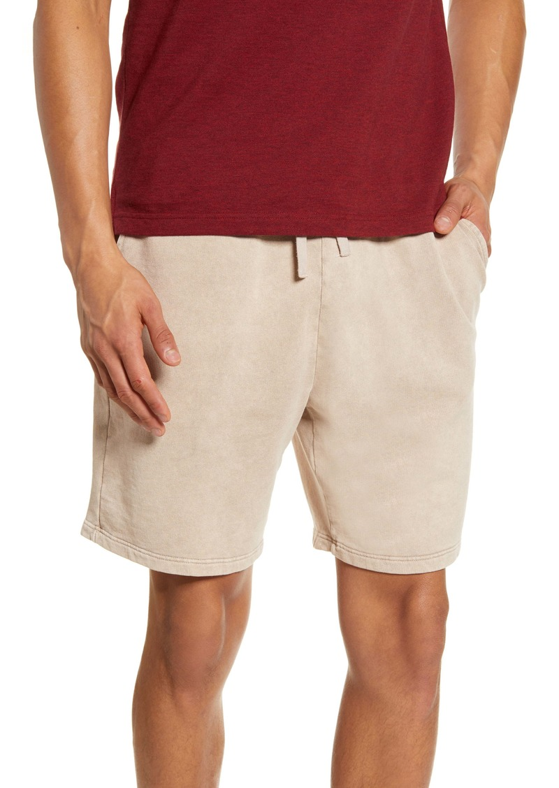 Topman Knit Drawstring Shorts
