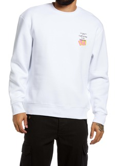 Topman L.A. Discovery Graphic Sweatshirt