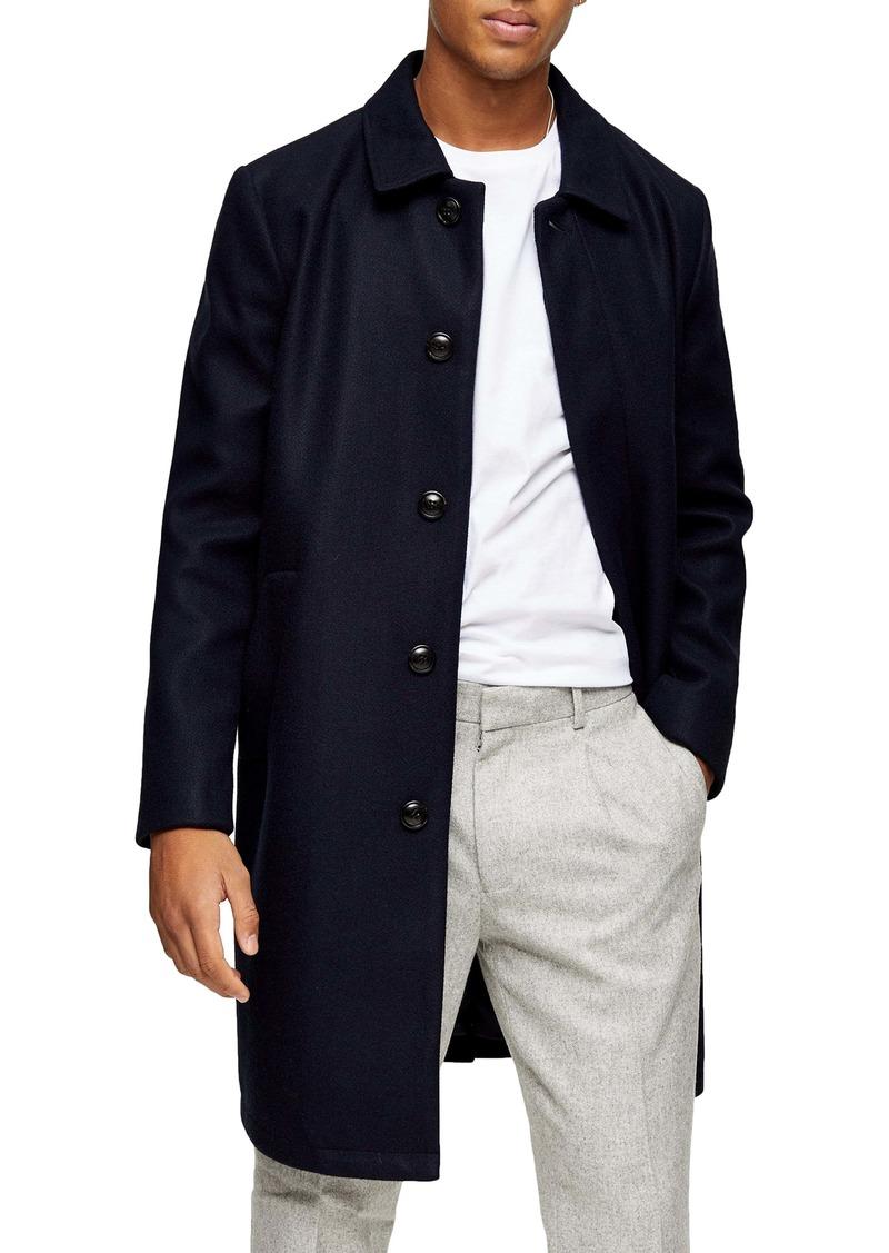 Topman Mac Long Coat