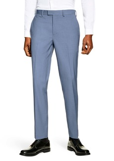 Topman Mako Slim Fit Suit Trousers
