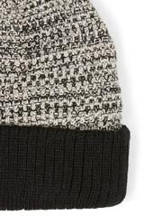 Topman Marled Knit Beanie