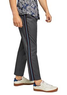 Topman Mélange Slim Jogger Pants