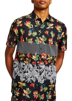 Topman Multi Print Shirt
