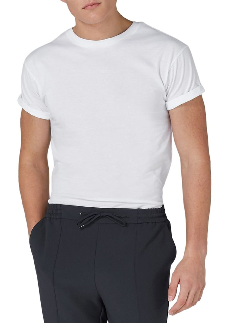 6a2ead3d4 Topman Topman Muscle Fit Roller T-Shirt (3-Pack)
