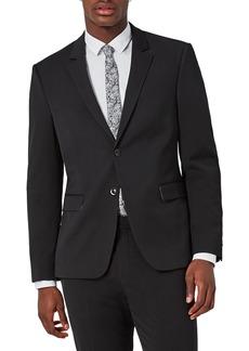 Topman Muscle Fit Suit Jacket