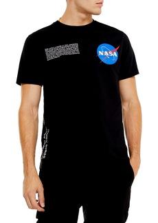 Topman NASA Logo T-Shirt