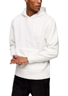 Topman Oversize Hooded Sweatshirt